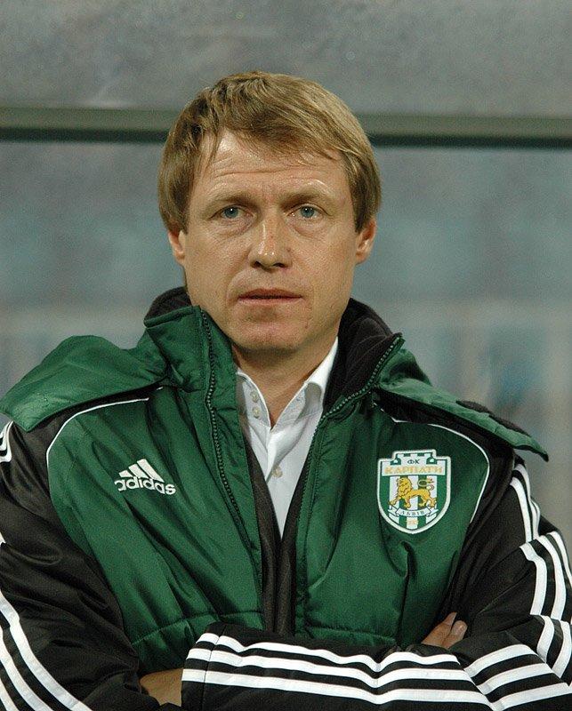 Олег Кононов: мы довольны ходом игры и результатом